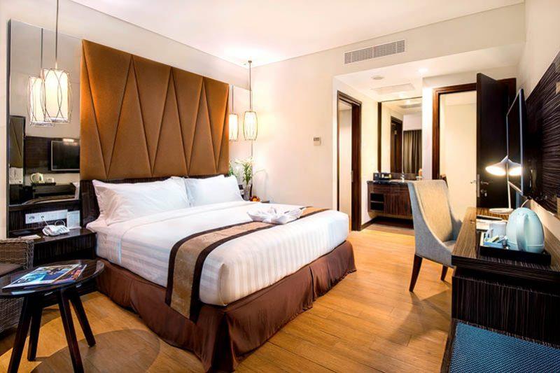 The Atrium Hotel and Resort