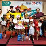 THE 1O1 Bogor Suryakancana Adakan Kontes Modeling Cilik