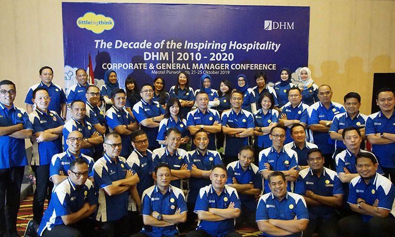 Dafam Adakan Corporate & General Manager Conference 2019