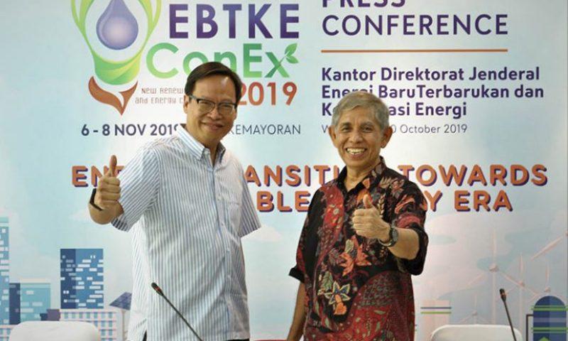 Indo EBTKE ConEx 2019 Berubah Menjadi B2C