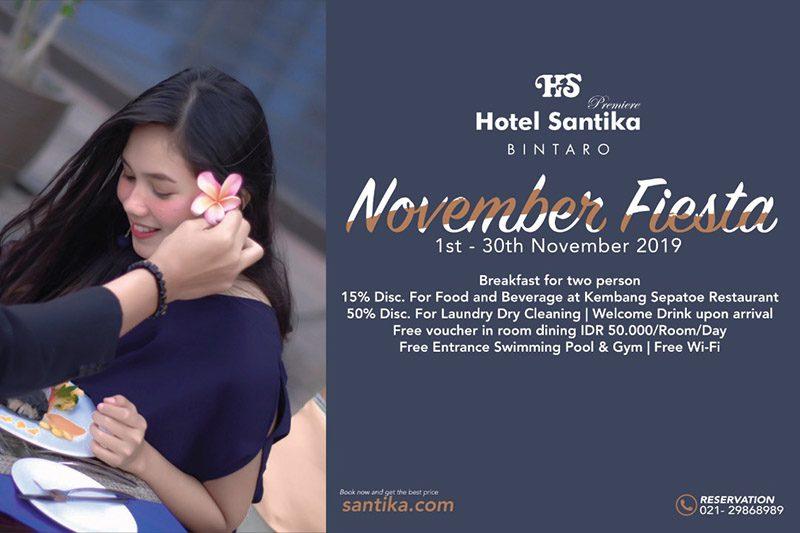 Santika Premiere Bintaro