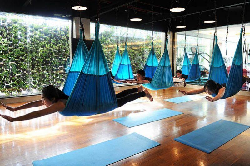 Power Swing Yoga hotel borobudur