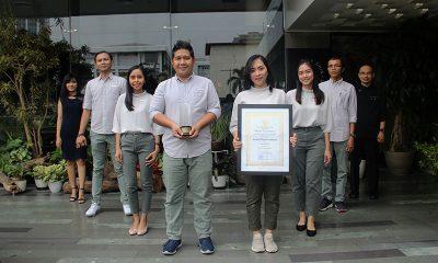 ARTOTEL Thamrin Jakarta Terima Penghargaan Hotel Bintang 3 Terbaik