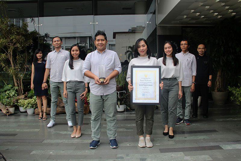 ARTOTEL Thamrin Jakarta