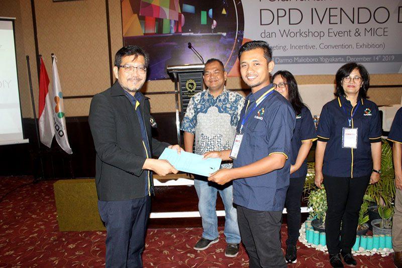 DPD IVENDO Yogyakarta