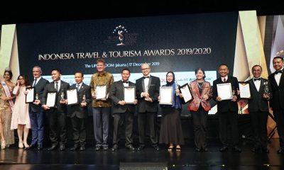PT Hotel Indonesia Natour (Persero) Raih Empat Penghargaan di ajang Indonesia Travel Tourism Awards 2019
