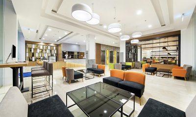 Rayakan Malam Pergantian, Holiday Inn Express Jakarta Matraman Siapkan Paket Menginap dan Makan Malam