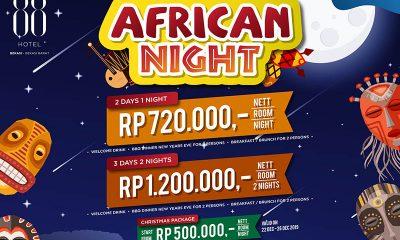 Pesta Tahun Baru Dengan Suasana Afrika Hanya Di Hotel 88 Bekasi
