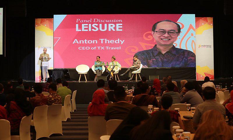 Indonesia Tourism Summit 2019 undang Banyak Generasi Milenial