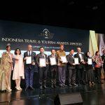 InterContinental Bandung Dago Pakar Terima Penghargaan ITTA Awards 2019/2020