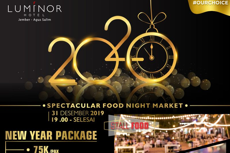 Spectacular Food Night Market Di Hotel Luminor Jember Venuemagz Comvenuemagz Com