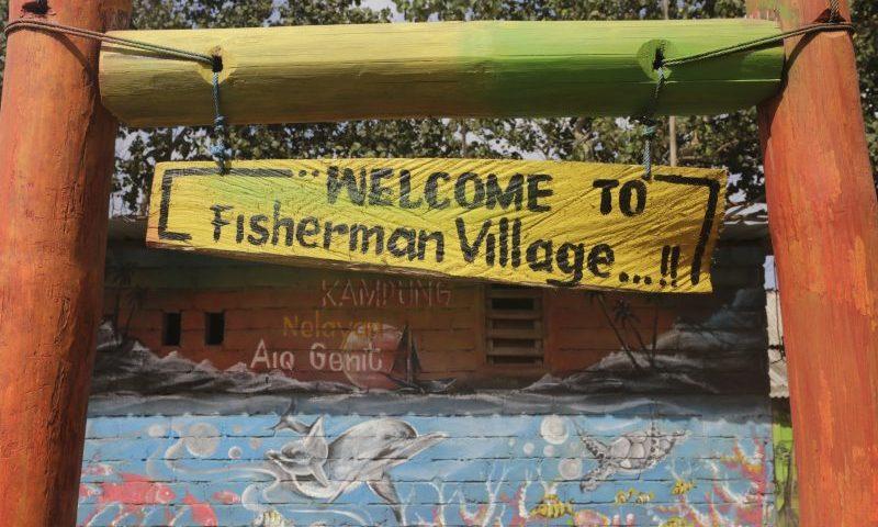 KKP Kembangkan 10 Desa Wisata Bahari