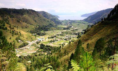 Cantiknya Desa Bakara, Tanah Kelahiran Raja Sisingamangaraja