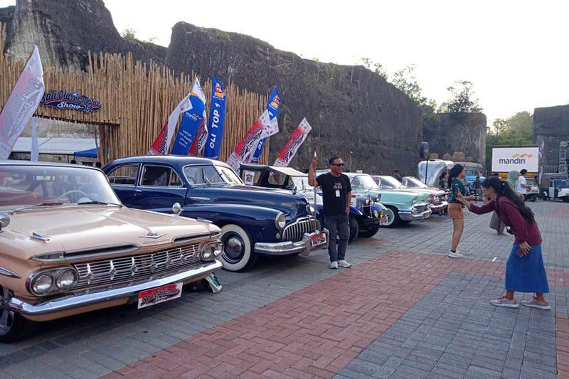 Bali Classic Motor Show