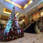 Hotel Borobudur Jakarta Membuka Bulan Desember dengan Christmas Tree Lighting Ceremony