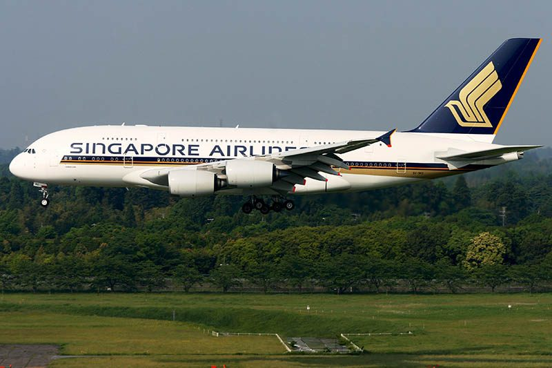 Singapore Airlines Indonesia Travel & Tourism Awards