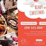 Joyful Christmas di Holiday Inn & Suites Jakarta Gajah Mada