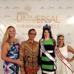 Kontes Mrs. Universal 2020 Berlangsung di Wyndham Tamansari Jivva Resort Bali