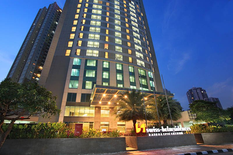 Swiss-Belresidences Rasuna Epicentrum