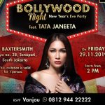 Kemeriahan Bollywood Night di éL Hotel Royale Bandung