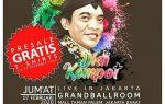 Didi Kempot Gelar Konser Eksklusif di Jakarta
