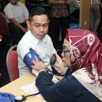 Kegiatan Donor Darah di THE 1O1 Hotel Jakarta Sedayu Darmawangsa