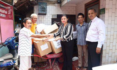 Hotel Bidakara Jakarta Berikan Bantuan Sosial untuk Korban Banjir