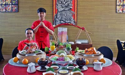 Menu Spesial Imlek di The Atrium Hotel and Resort