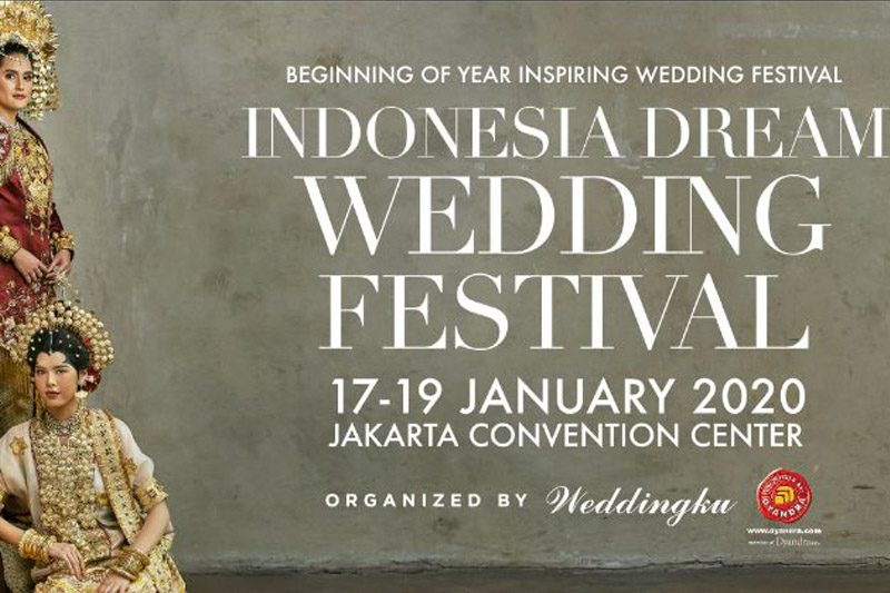 Indonesia Dream Wedding Festival