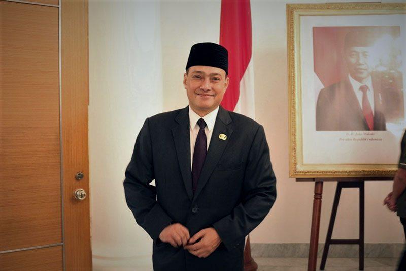 Kepala Dinas Pariwisata dan Ekonomi Kreatif Jakarta