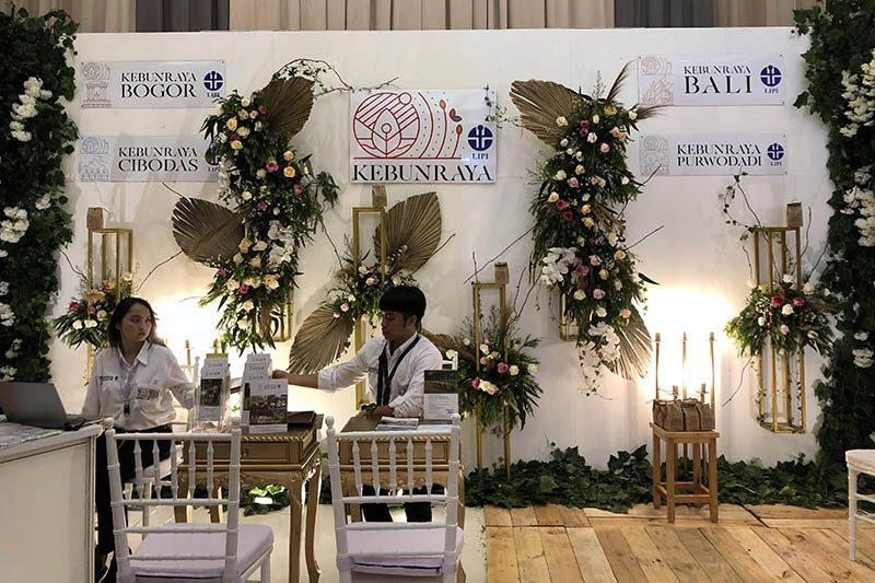 Kebun raya incar segmen wedding