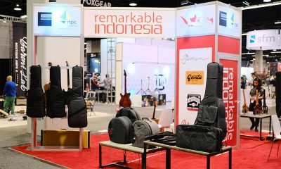 Alat Musik Indonesia Bebas Bea Masuk ke Amerika Serikat