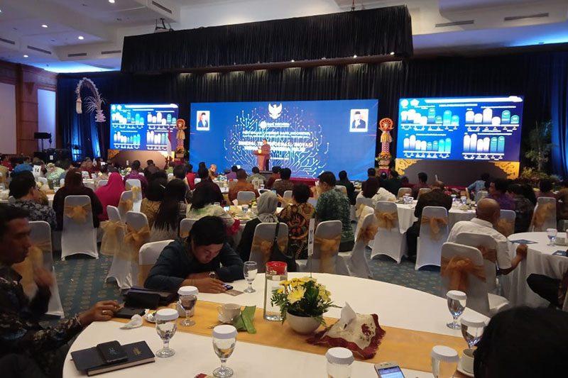 Pertemuan Tahunan Bank Indonesia bali