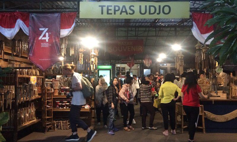 Saung Angklung Udjo Sediakan Tempat Untuk Acara