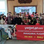 Vietjet, Maskapai Pertama yang Menghubungkan Bali dengan Hanoi