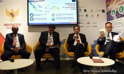 Produk Indonesia Dipamerkan di World Economic Forum 2020