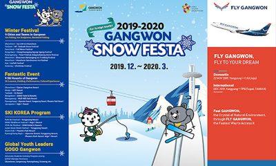 Nikmati Musim Dingin di Gangwon Snow Festa