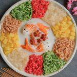 AYANA Midplaza Jakarta Hadirkan Salad Khas Imlek