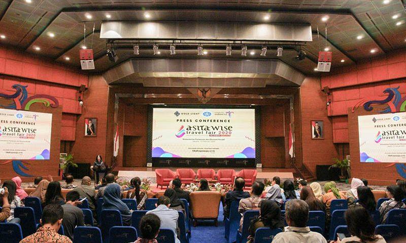 Asita Wise Travel Fair 2020 Optimistis di Tengah Kepungan Virus Corona