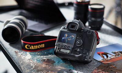 EOS 1D X Mark III, Rajanya Segala Kamera