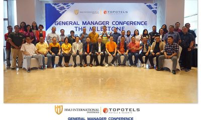 Topotels Hotels & Resorts Gelar GM Conference 2020