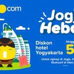 Hotel Banting Harga di Jogja Heboh