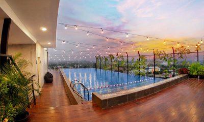 Hotel Aviary Bintaro Operasikan Nest Pool and Sky Bar