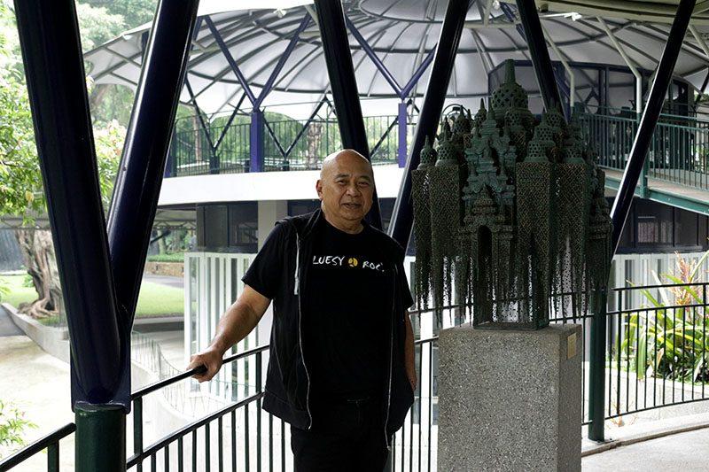 Nyoman Nuarta NuArt Sculpture Park