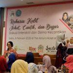 Yayasan Kucala dan The Atrium Hotel and Resort Berikan Edukasi Kecantikan