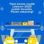 Banyak Diskon di Tiket.com untuk Pembelian Tiket Kereta