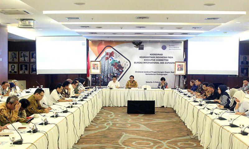 Indonesia Ingin Menjadi Tuan Rumah World Expo