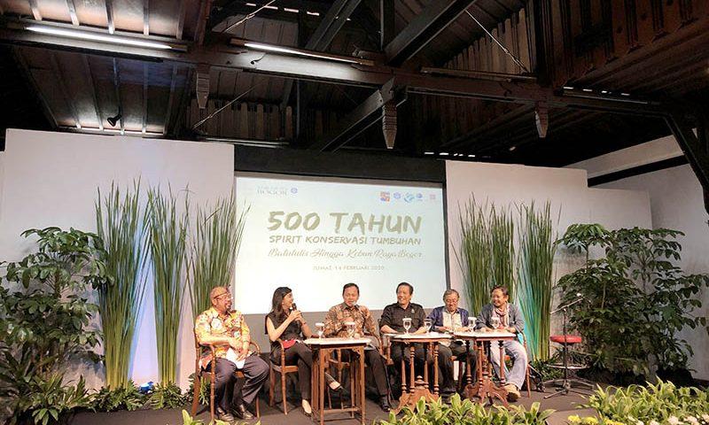 Kebun Raya Bogor Siap Pegang World Heritage Site