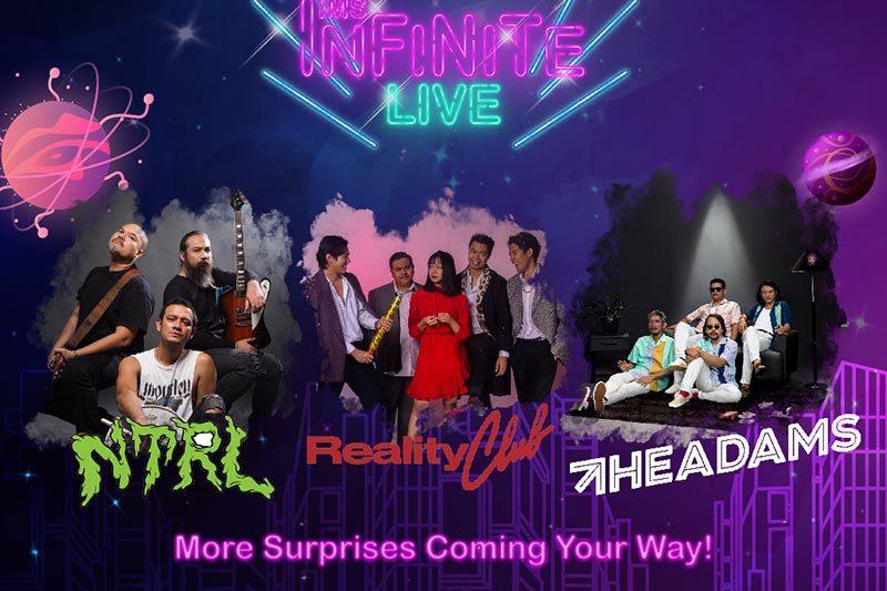 Infinite Live the adams