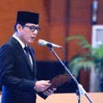 Wishnutama Perkenalkan Tiga Staf Khusus Menteri